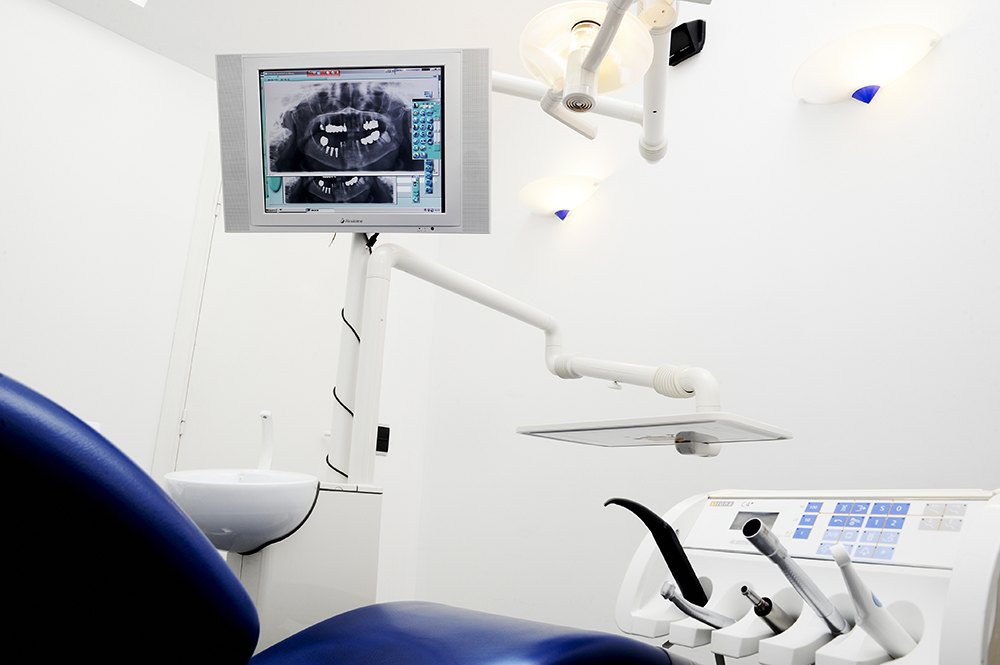 Salle de soin Cabinet dentaire marseille